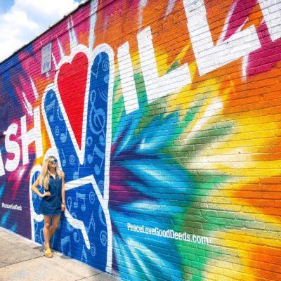 Nashville's Best Murals: Neighborhood Tour