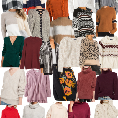 Casual Sweaters for Thanksgiving + Early Black Friday Sales