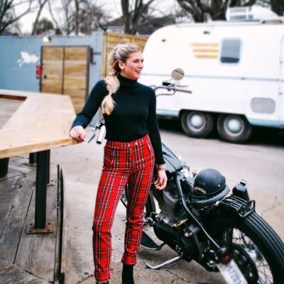 Powerful Plaid: Statement Pieces for the Holidays