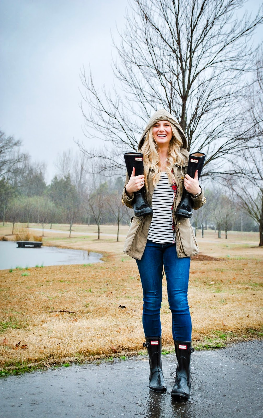 Hunter Boots Guide: Short or Tall, Matte or Gloss? Anna