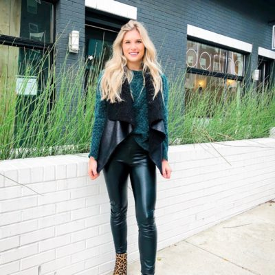 Leather Legging Guide: Alternatives to Spanx