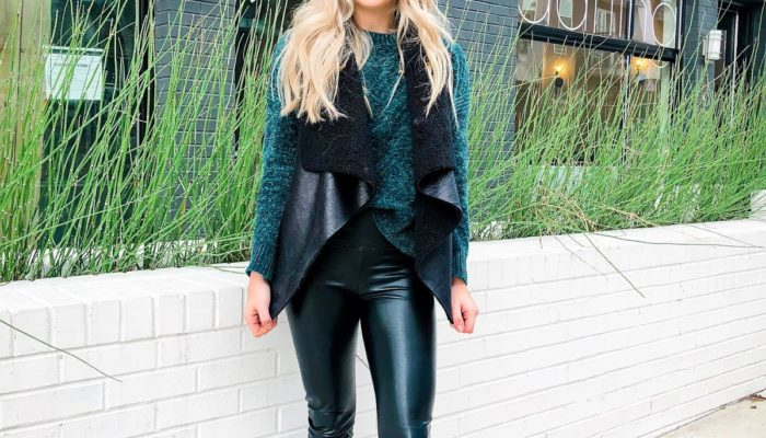 Best Leather Leggings Guide: Alternatives to Spanx