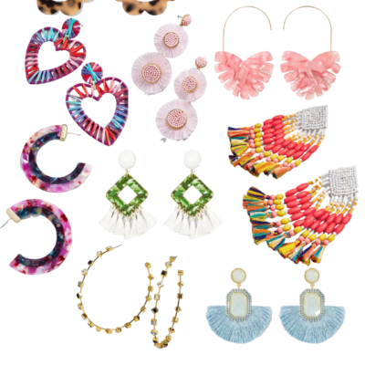 Statement Earrings Under $20