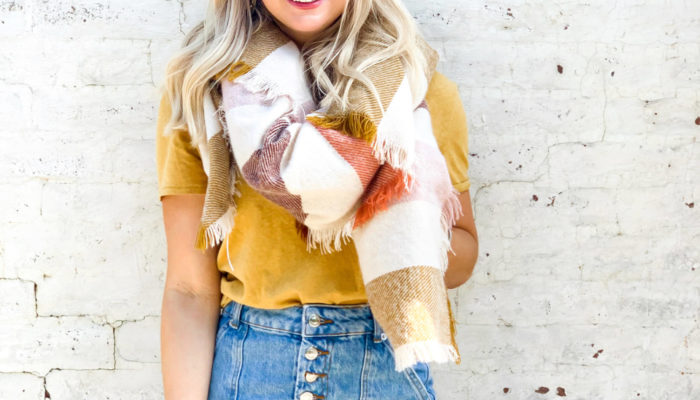 Blanket Scarf Picks: from Under $15 to $75