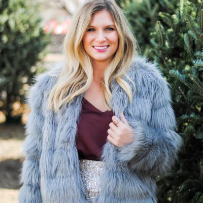 Sequins & Fur: Holiday Party Outfits