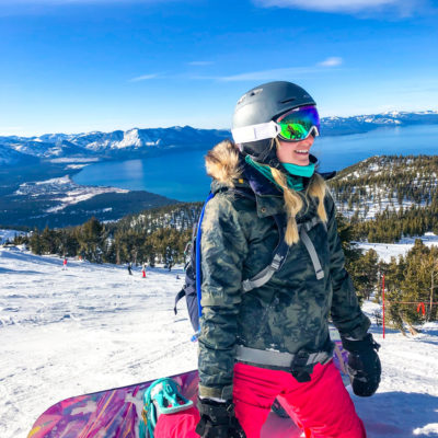 South Lake Tahoe Winter Travel Guide: Heavenly Ski Trip