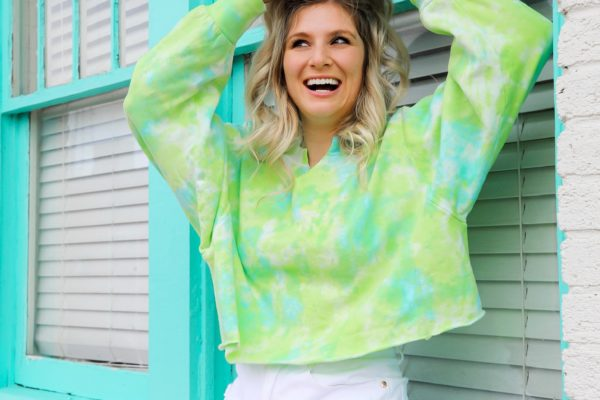 Tie Dye Trend for Spring