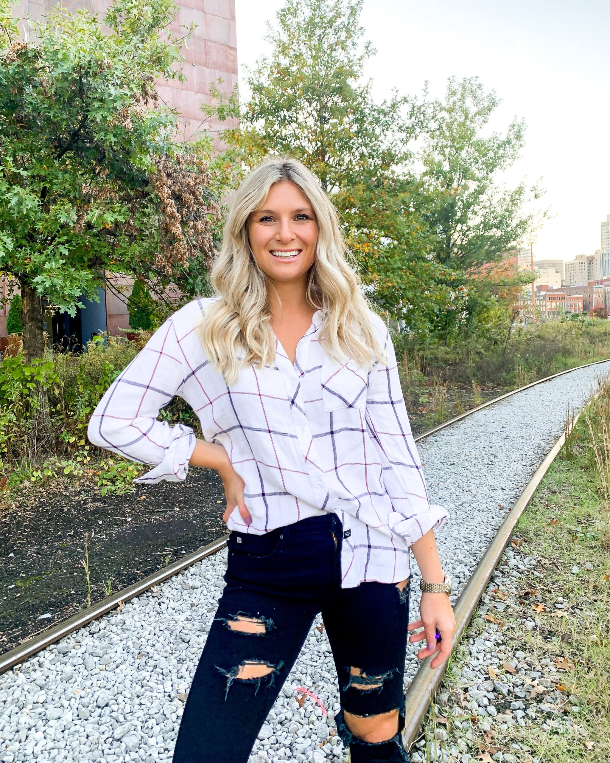 Best Plaid Flannel Shirts for women